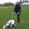 line marking pitches